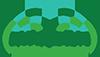 Mycelium Media Colab Logo