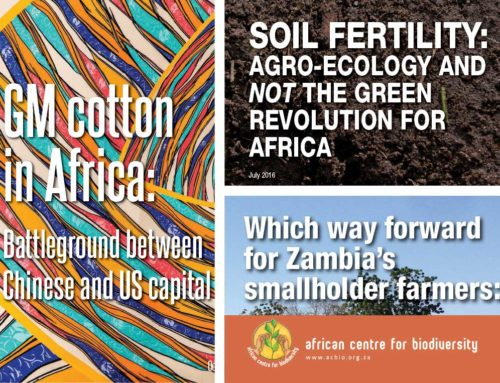 African Centre for Biodiversity Publications