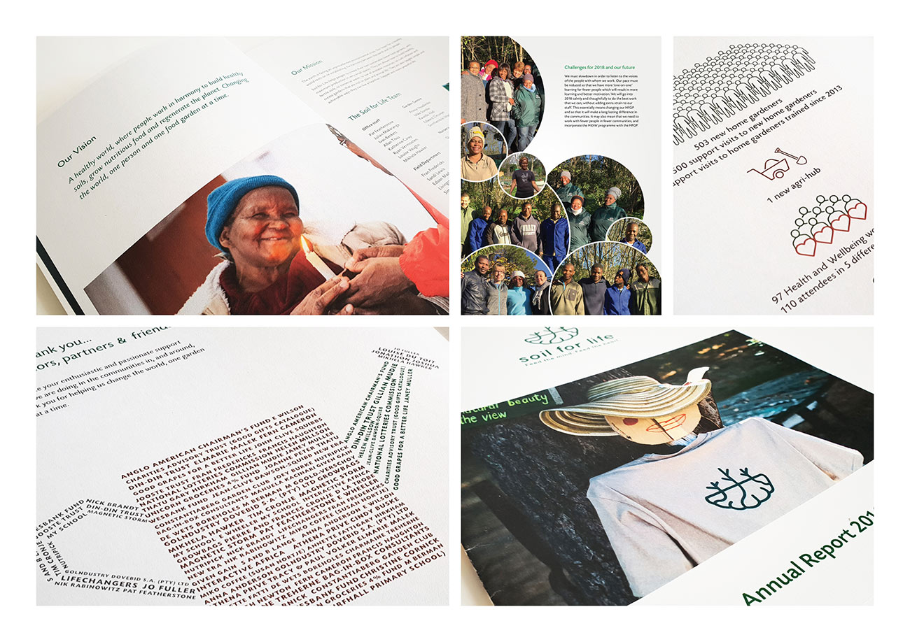 Soil for Life Annual Reports